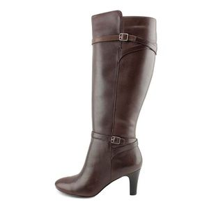 Lauren Ralph Lauren | Sabeen Dark Brown Boots
